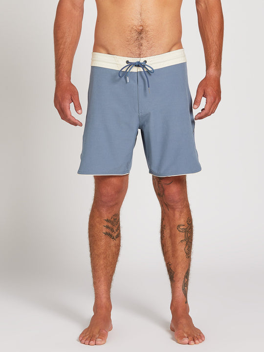 "Boardshort Barnacle Stoney 17"" - STORMY BLUE"