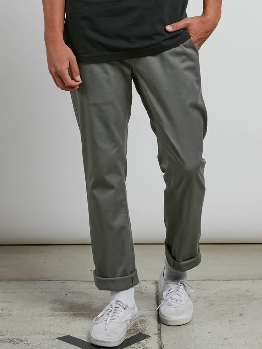 Pantalon Frickin Modern Stret - Dusty Green