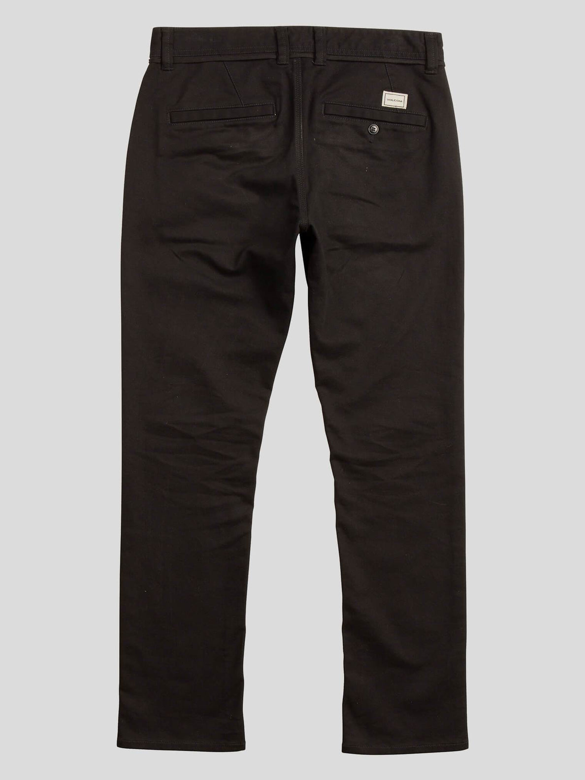 Pantalon chino slim VSM Gritter - Black