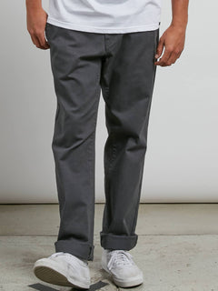 Pantalon Frickin Regular - Lead