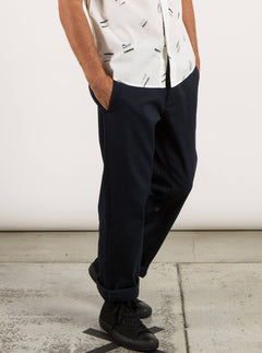 Pantalon Frickin Regular - Navy