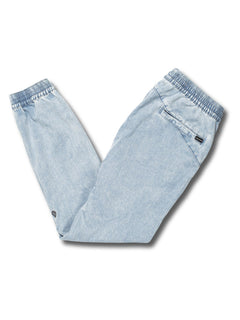 Pantalon Jogger Denim - Blue