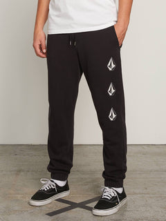Pantalon Deadly Stones  - Washed Black