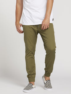 Pantalon Frickin Modern Tapered - Army