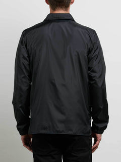 Veste Brews Coach - Black
