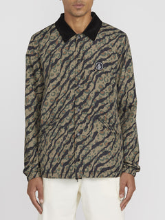 BREWS COACH JACKET (A1512006_CAM) [F]