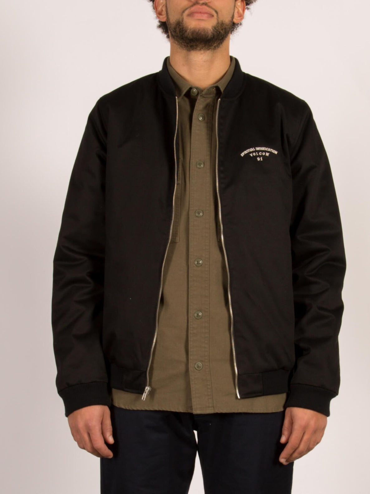 Veste bomber Berkeley - Black