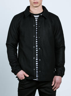 Veste Along The Line - Black