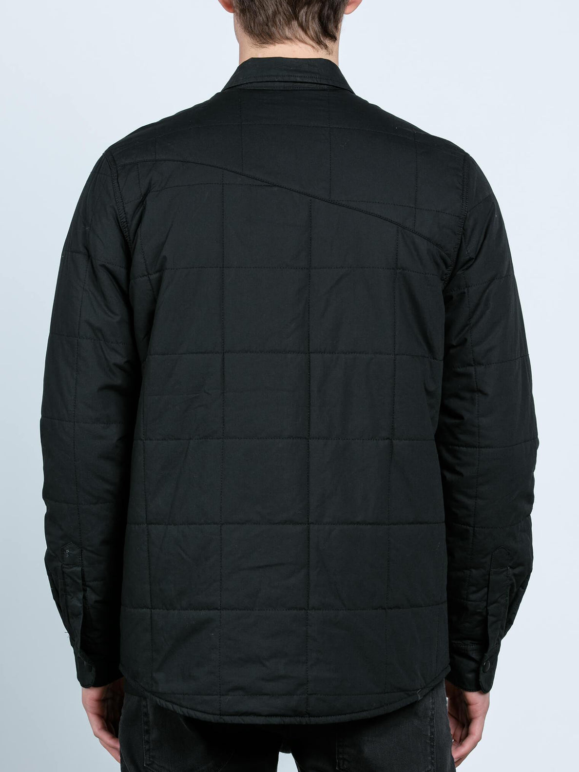 Veste Larkin Quilted - Black