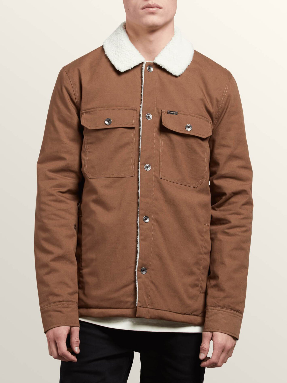 Veste Keaton  - Brown