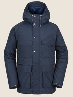 Veste Renton Winter  - Navy