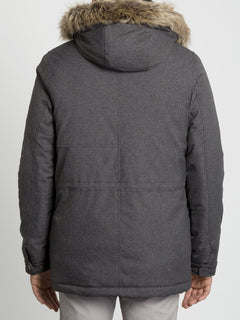 Lidward 5K Jacket - Heather Black (A1731905_HBK) [B]
