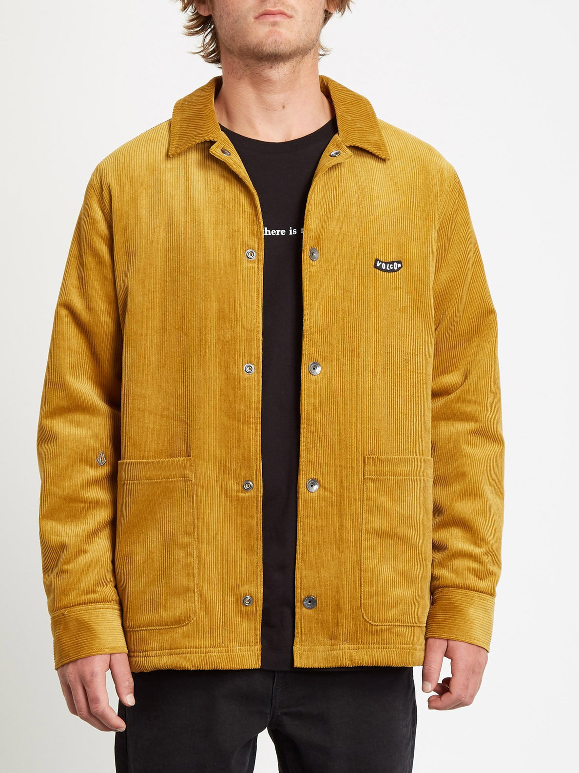 BENVORD JACKET (A1732002_GBN) [2]