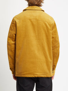 BENVORD JACKET (A1732002_GBN) [B]
