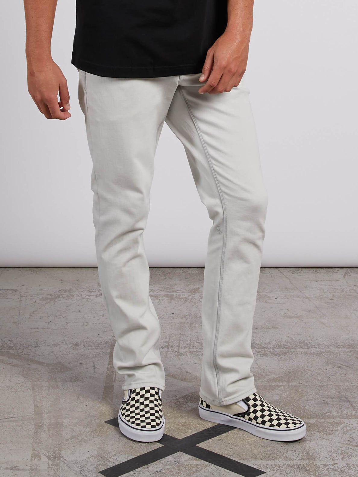 Jean Vorta Denim - Dirty White