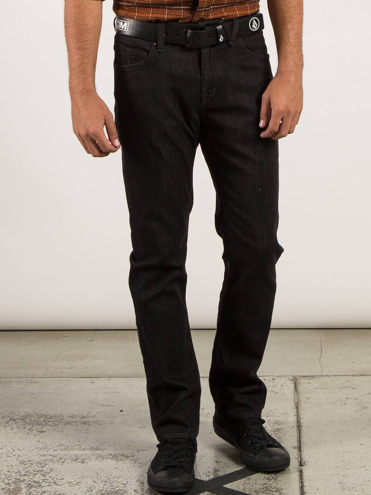 Jean Solver Denim - Black Rinser
