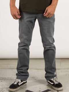 Jean Solver Denim - Power Grey