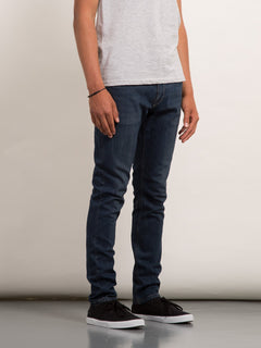 Jean Vorta Tapered - Faded Vintage