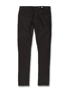 Jean 2X4 Tapered - Black On Black