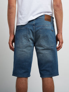 Short Kinkade Denim - Aged Indigo