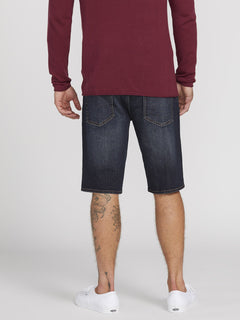 KINKADE DENIM SHORT (A2011702_VBL) [2]