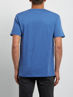 T-shirt à manches courtes Crisp Euro - Blue Drift