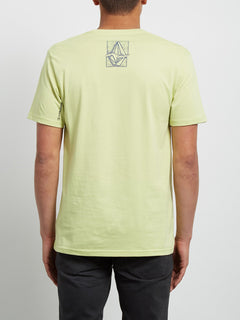 T-shirt à manches courtes Edge - Shadow Lime