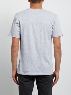 T-shirt à manches courtes Sound - Heather Grey