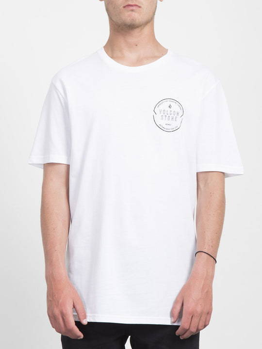 T-shirt Chop Around - White