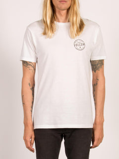 T-shirt à manches courtes On Lock - White