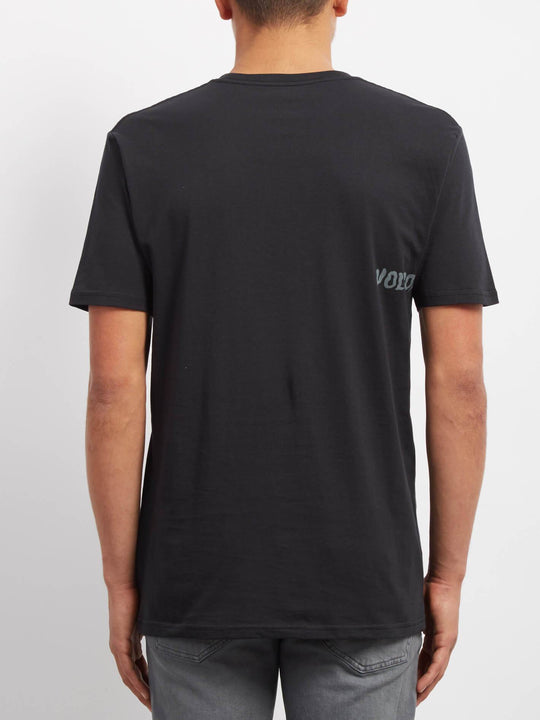 T-shirt Wiggly  - Black