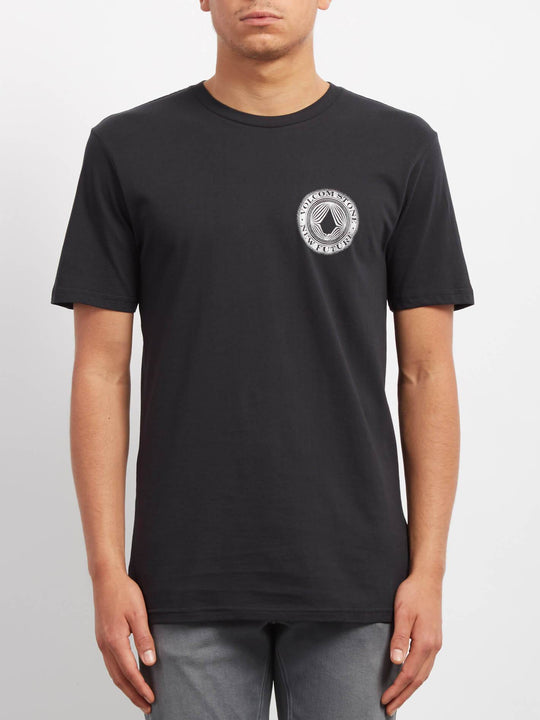 T-shirt Volcomsphere  - Black