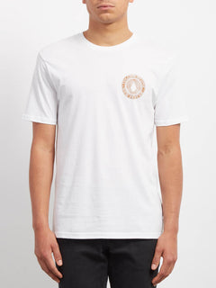 T-shirt Volcomsphere  - White