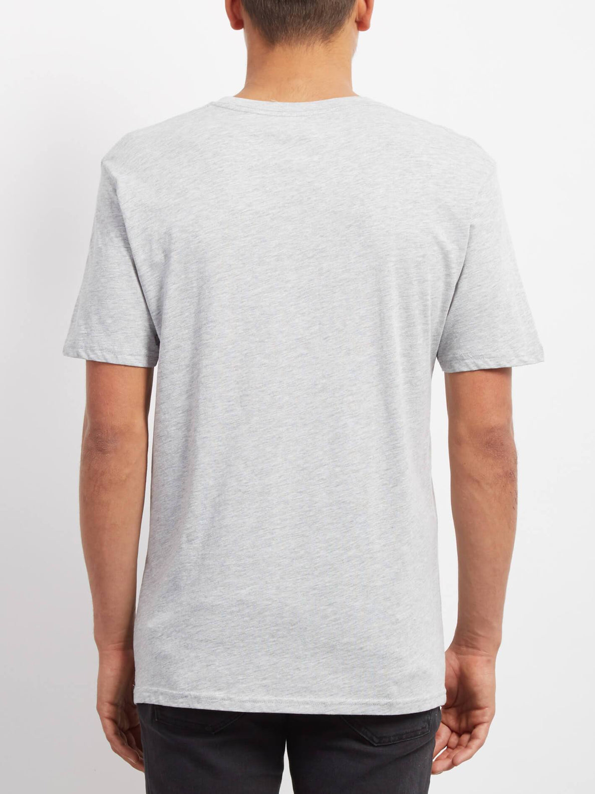 T-shirt Stence  - Heather Grey