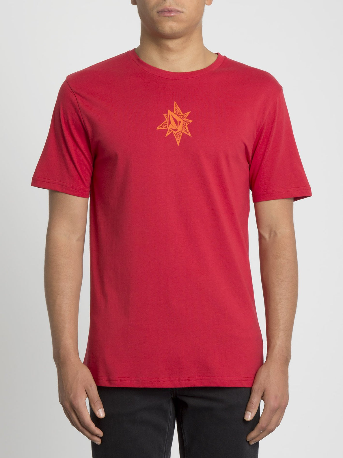 Grindstone T-shirt - Engine Red (A3531955_ENR) [F]