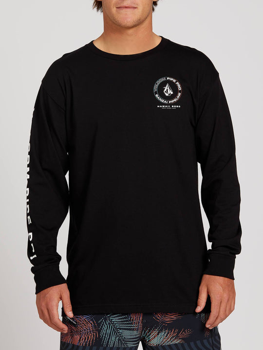 VPP Logo Long Sleeve Tee - Black (A3601997_BLK) [F]