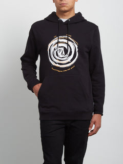 Sweatshirt à capuche Reload - Black Out