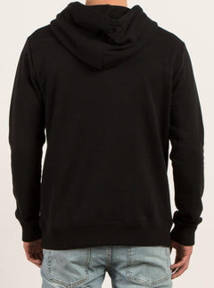 Sweat Sngl Stn  - Black