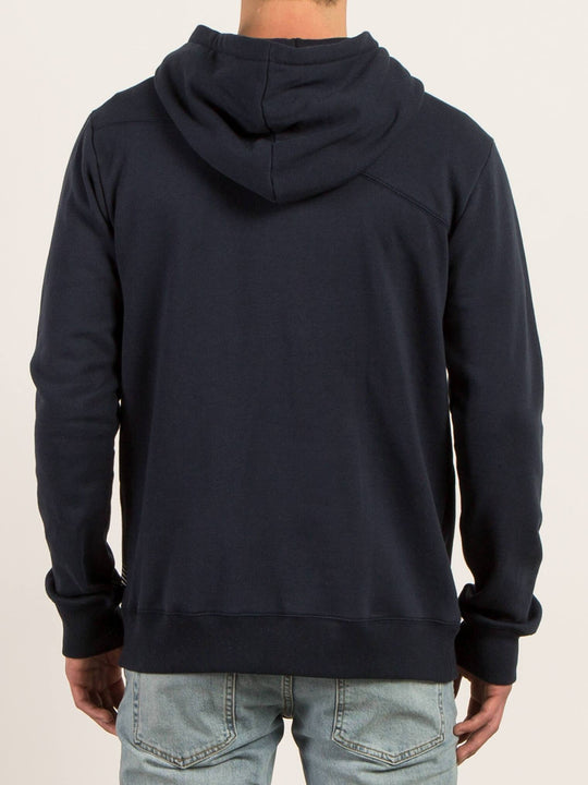 Sweat Sngl Stn  - Navy