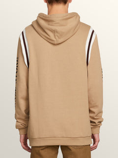 Sweat Thrifter P/O - Sand Brown