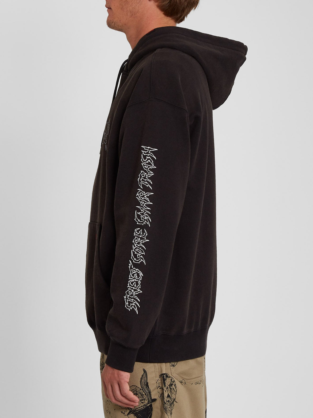 Something Out There Hoodie - BLACK (A4142004_BLK) [3]