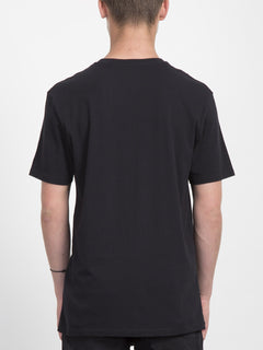 T-shirt State of mind - Black