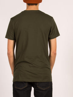 T-shirt manches courtes Shroomy - Dark Green