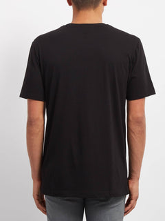 T-shirt Stonar Waves  - Black