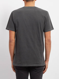 T-shirt Pale Wash Ii  - Black