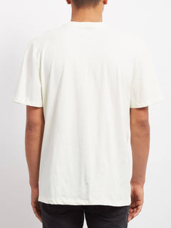 T-shirt Finger  - Dirty White