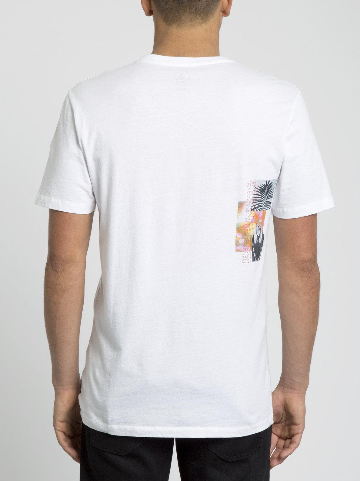 Command T-shirt - White (A4331966_WHT) [B]