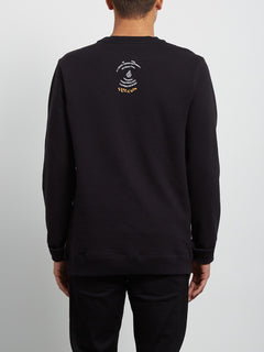 Sweatshirt Reload - Black