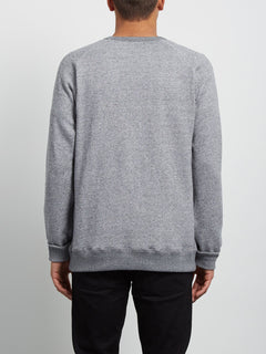 Sweatshirt Shelden Crew - Grey
