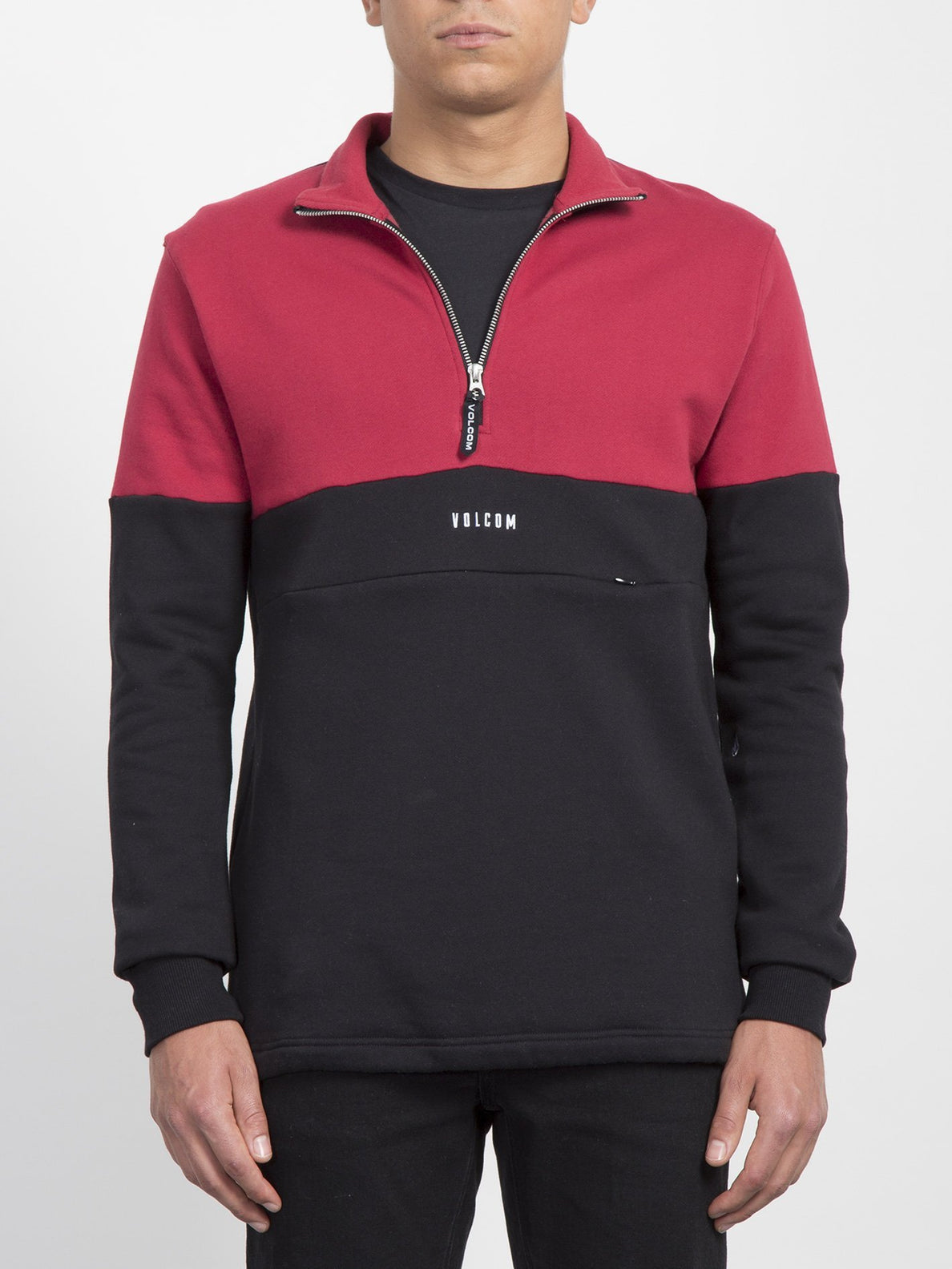 Sweat Rixon Crew - Black